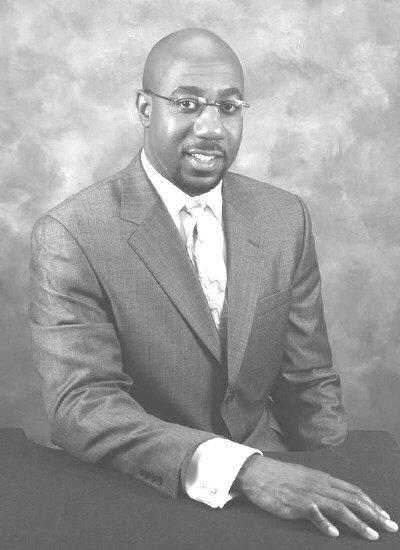 Rev. Dr. Raphael Warnock.