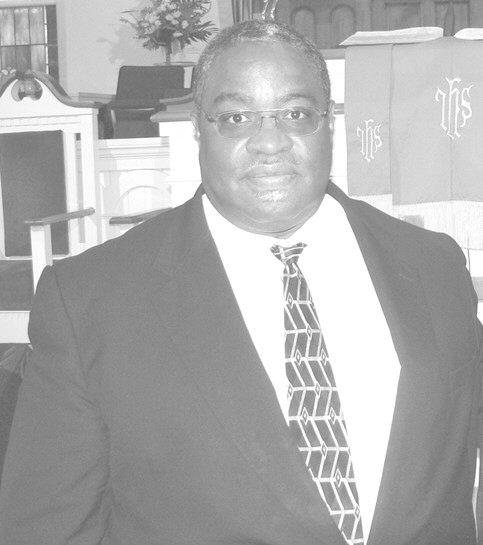 Rev. Dr. John Foster