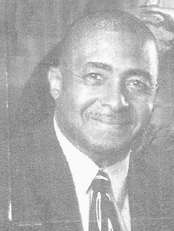 Pastor James G. Rodgers