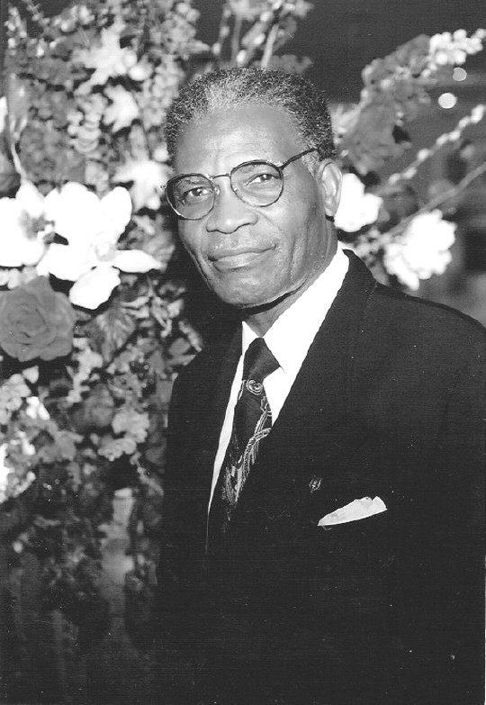 Pastor Matthew S. Brown