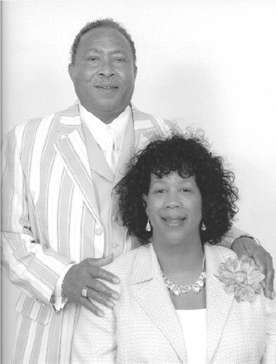 Elder Isaiah and Pastor Van Marie Green