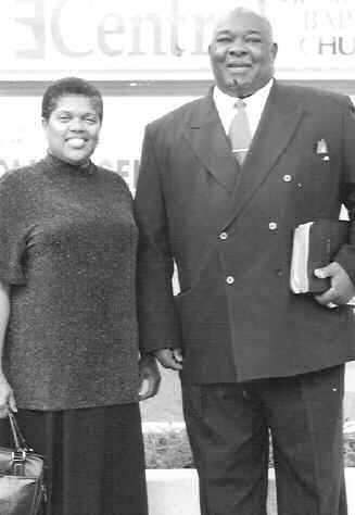 Evangelist Phyllis E. Foster & Deacon Charles Edwin Kelly.