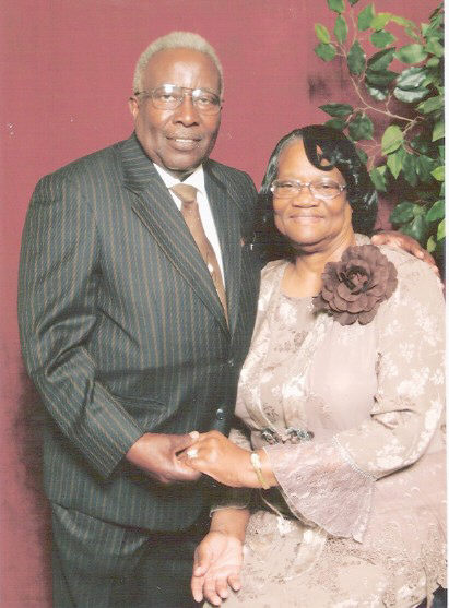 Bishop Myles A. and Mother Mary L. Latimer