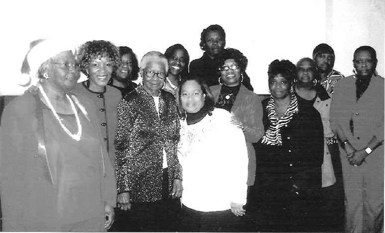 Members of Ruth Chapter #3 O.E.S.