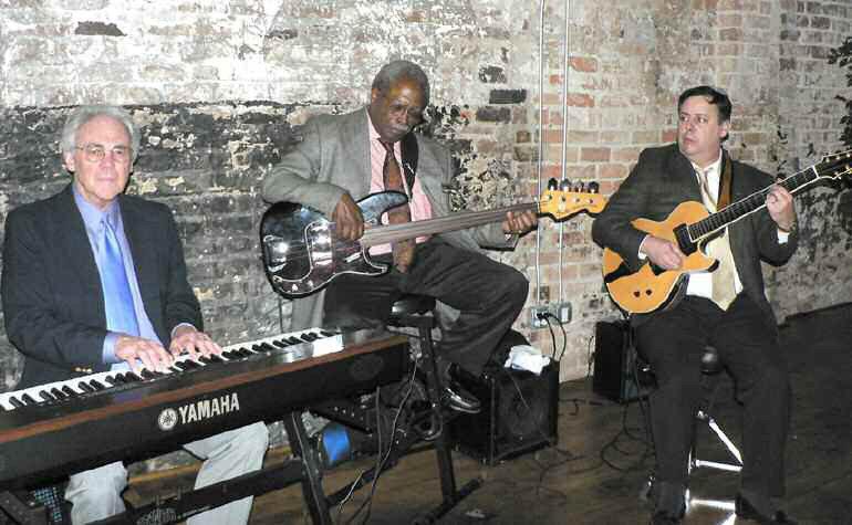 Ben Tucker Trio