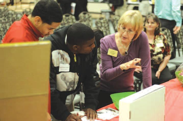 Savannah-Chatham students participate in Career Expo at Savannah Tech