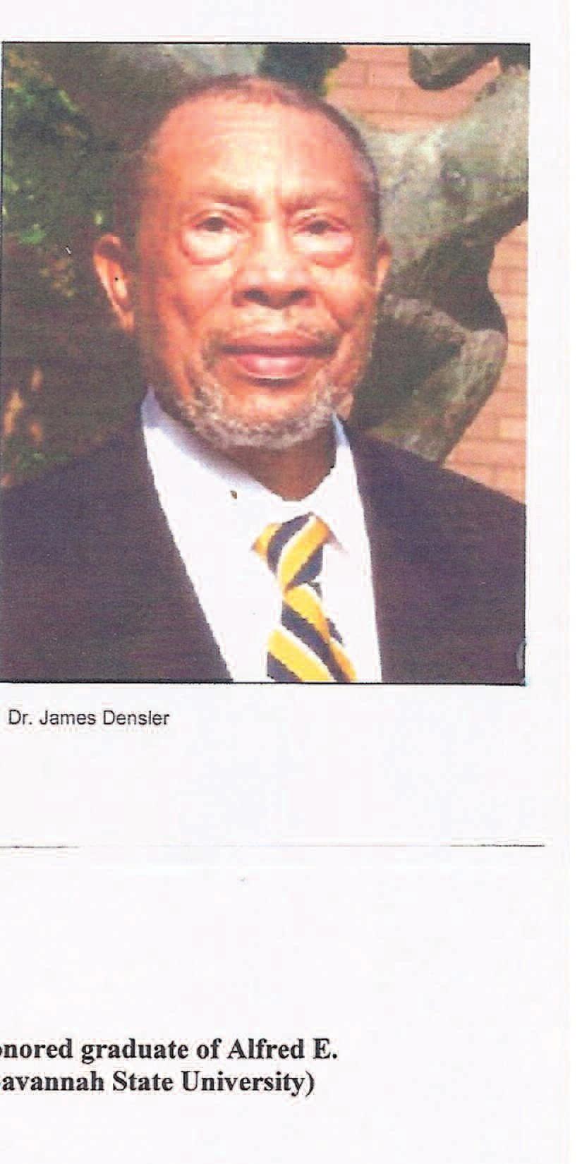 James F. Densler, M.D.