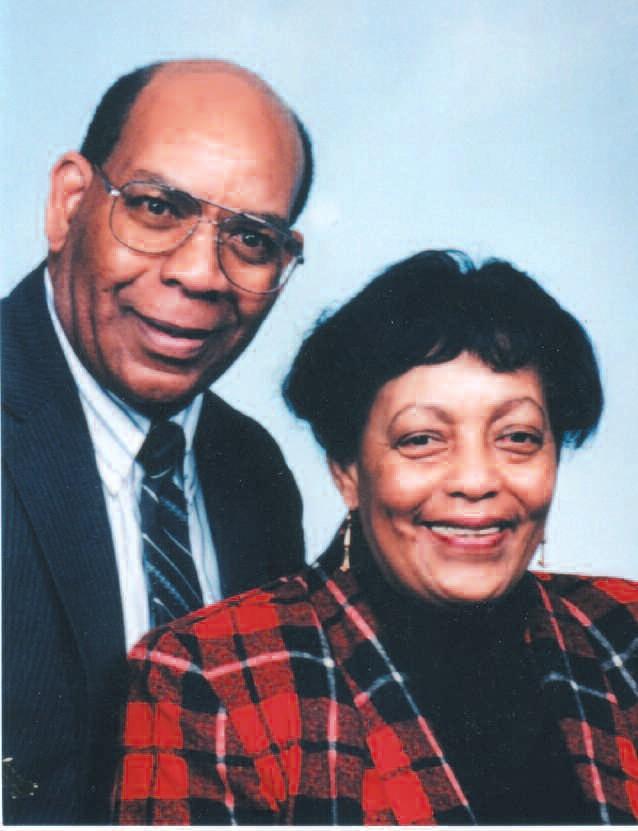 Dr. and Mrs. Desmond Walker