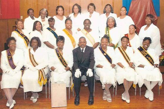 Members of Savannah Chapter#159