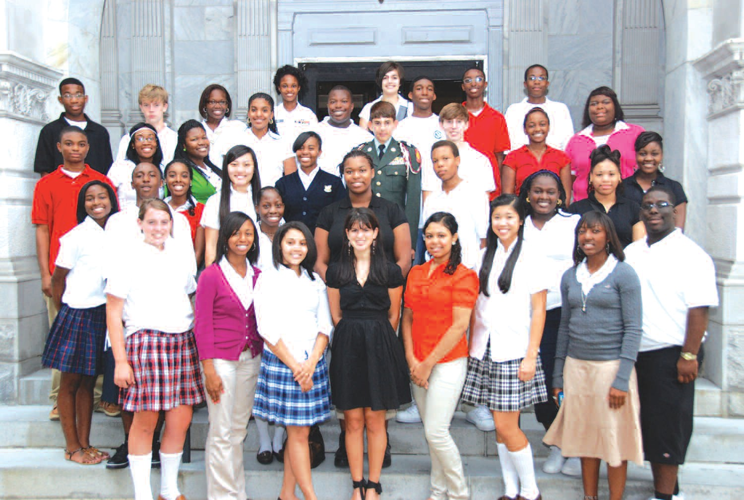 2009-2010 Chatham County Youth Commission