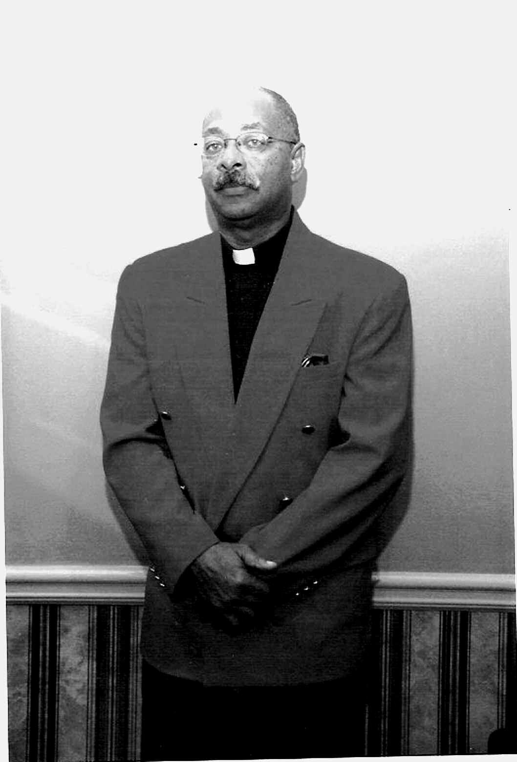 Rev. Frank Ellis, Sr.