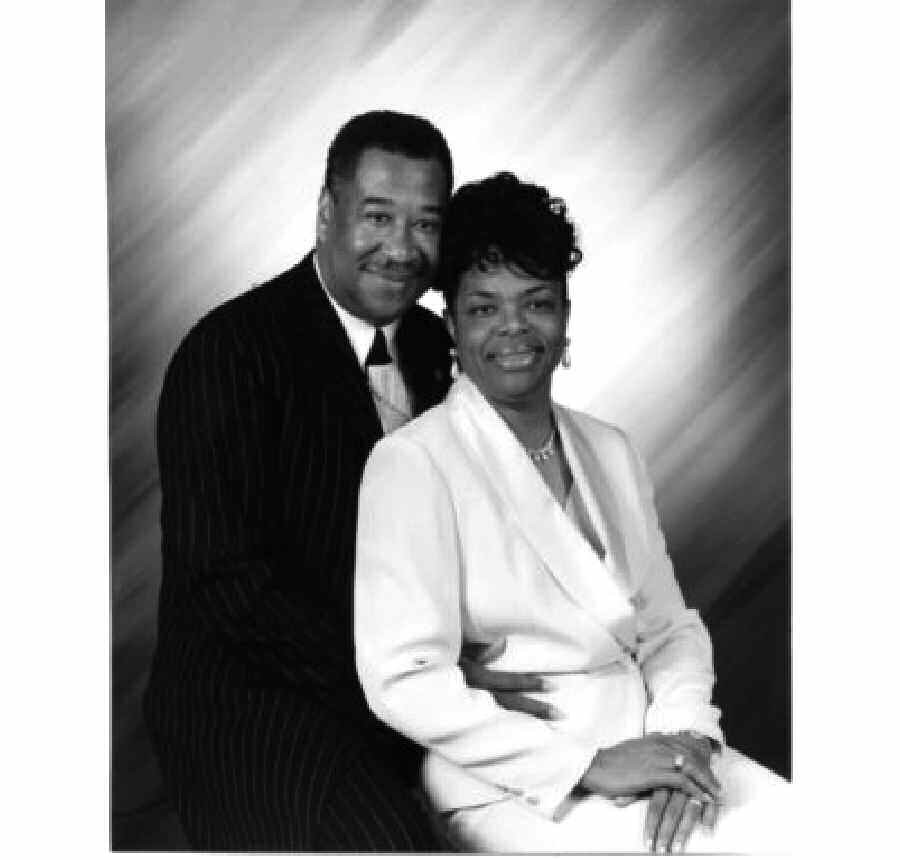 Bishop and First Lady Collins
