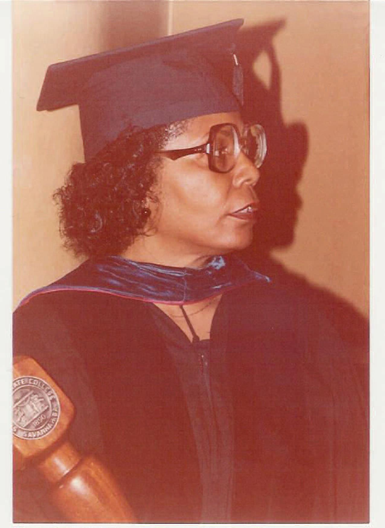 Dr. Luetta Colvin Milledge
