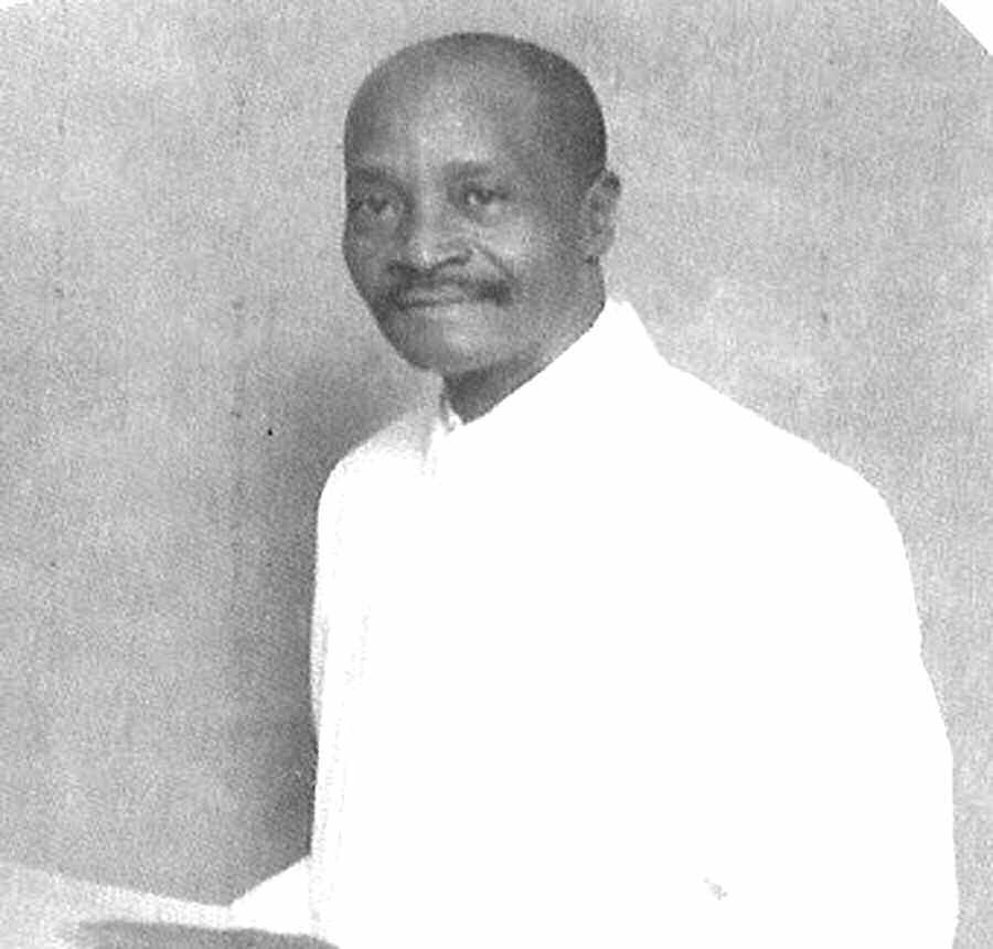 Rev. Ronald E. Small, Sr.