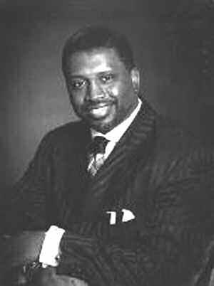 Rev. Dr. Steve Bland, Jr.
