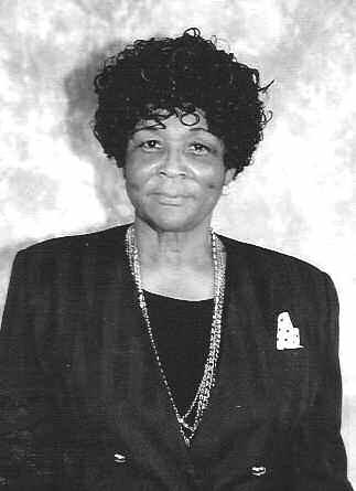Pastor Juanita Edwards