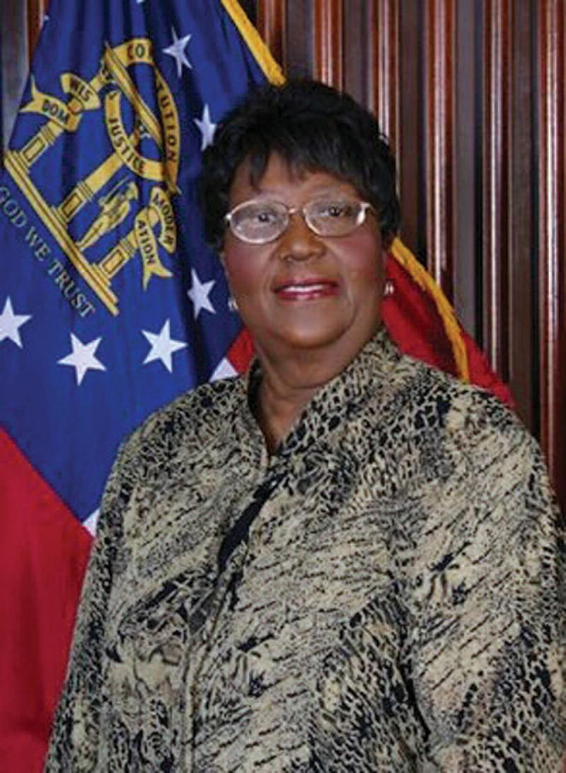 Commissioner Priscilla Thomas