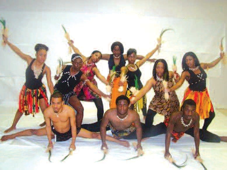 Abeni Cultural Dance Group