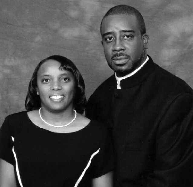 Bishop K.E. and First Lady Carolyn McNeal