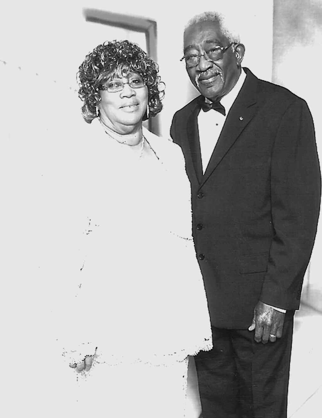 Pastor and Mrs. James Savage