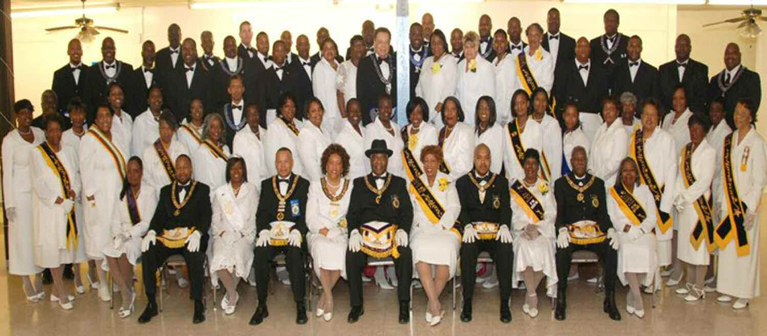 The Savannah First District Order of Eastern Star - Prince Hall Affiliation