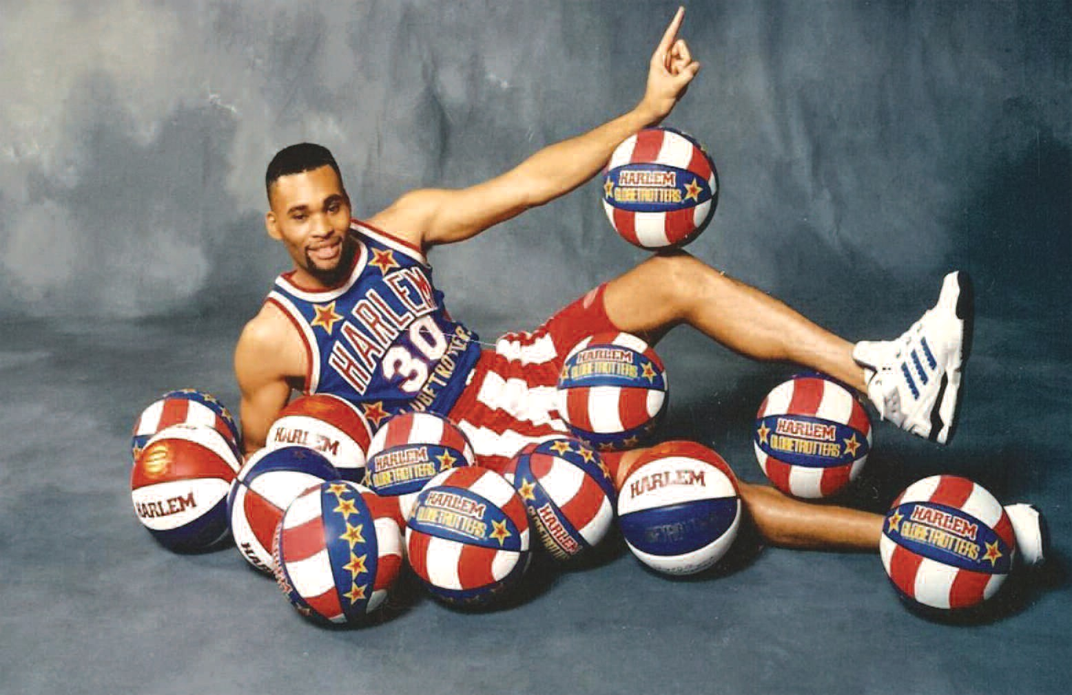 "Elbert ""Tree"" Gordon, Former Harlem Globetrotter"