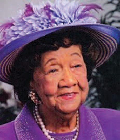 Dr. Dorothy I. Height