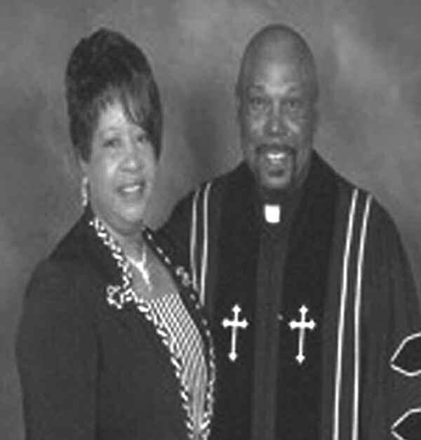 Pastor James and Min. Joan Evans