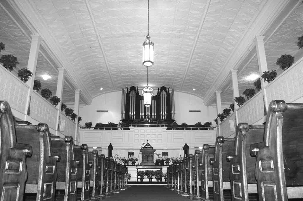 Second African Baptist Church