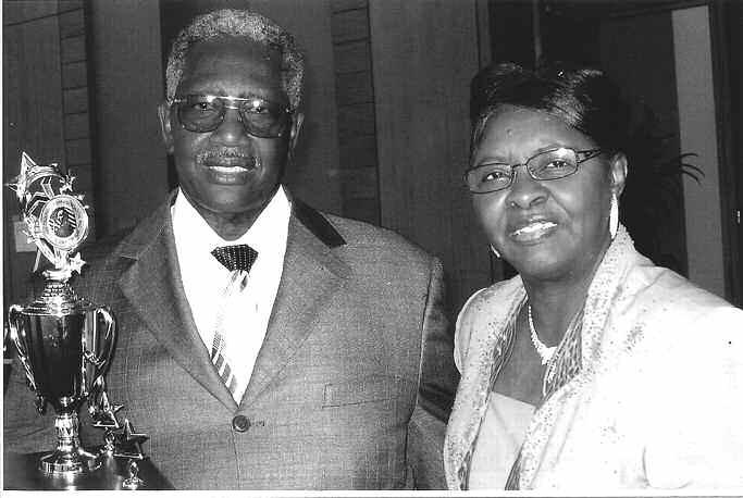 Rev. Lexcie and Sis. Mary Aiken