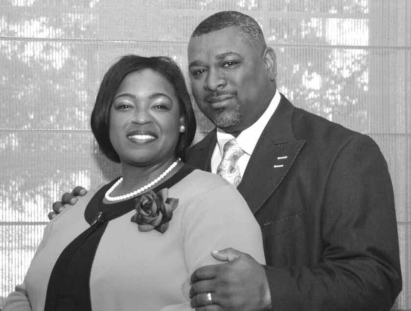 Pastor and Mrs. Law