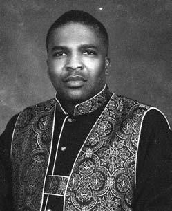 Pastor Stanford Anderson, I