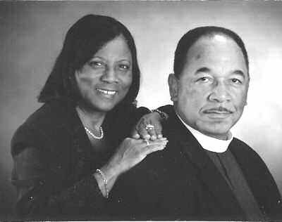 Bishop and Mrs. Charles Rodgers