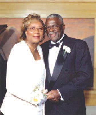 Clifton and Ernestine Jones