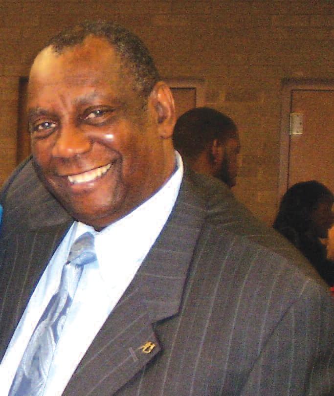 John L. Kendricks, Executive Director
