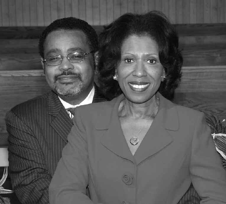 Dr. T. Vaughn and Dr. Cheryl Walker
