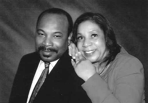 Pastor R.A. and Mary Whitney