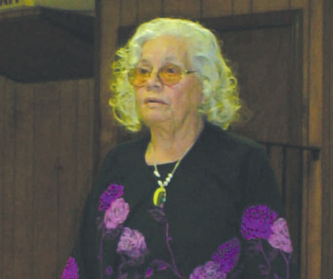 Mrs. Carolyne B. Jones