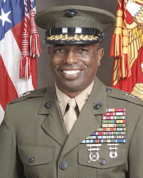 Lt. Gen. Walter Gaskin