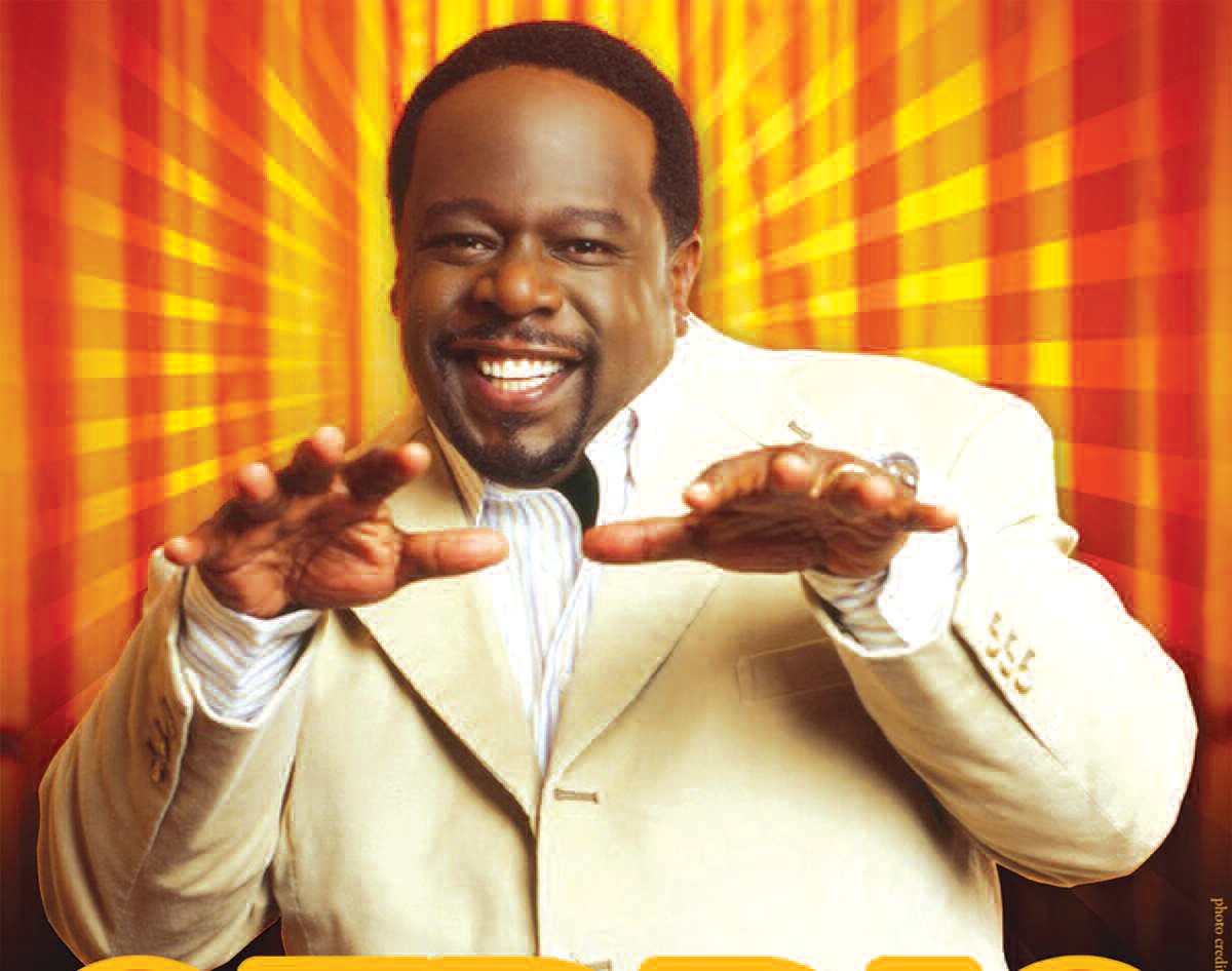 "Cedric ""The Entertainer"" Credit: Kimberly Butler"