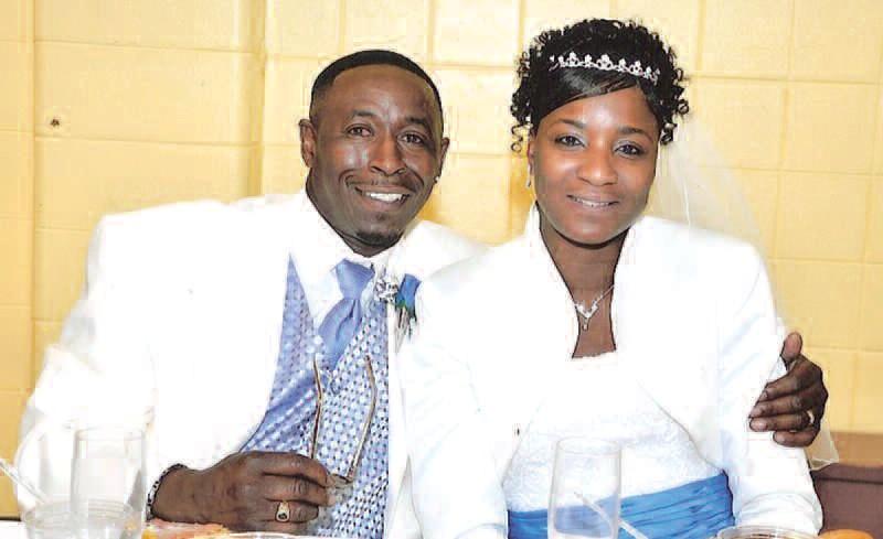 Mr. and Mrs. James McCutchen