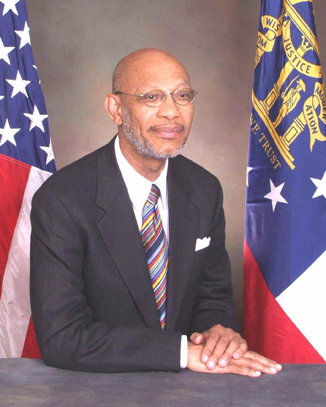 Mayor Otis Johnson