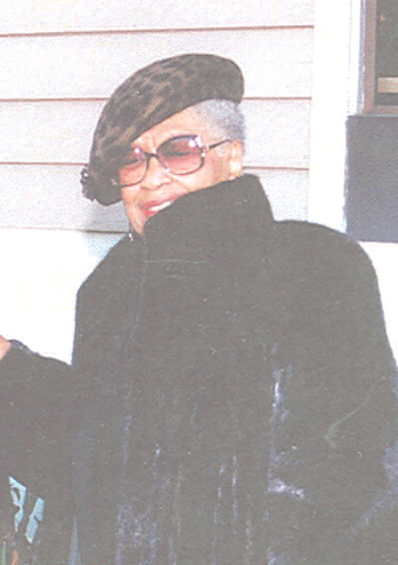 Mrs. Sadie Steele
