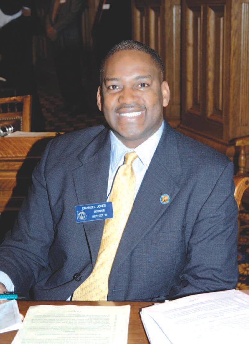 Sen. Emanuel Jones, GBLC Chair