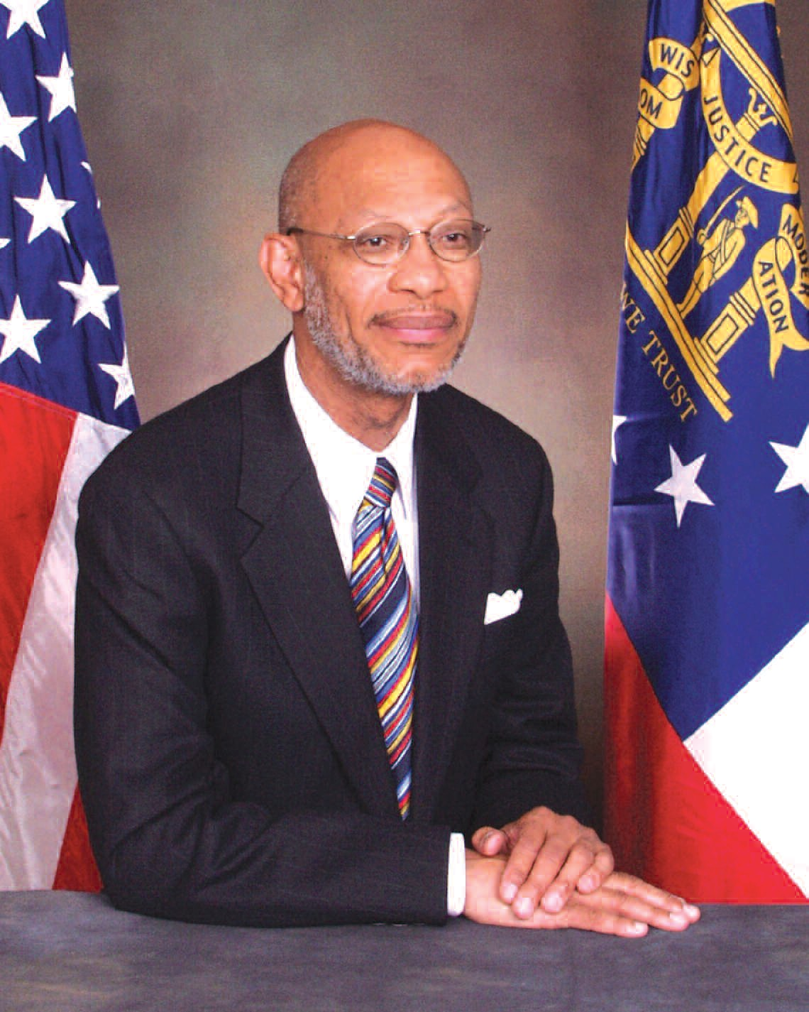 Mayor Otis S. Johnson