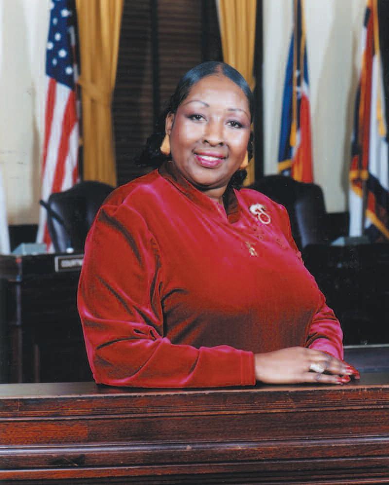 Mayor Pro Tem Edna Jackson