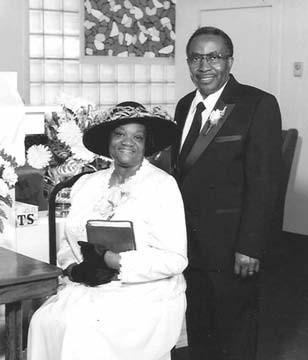Bishop and Mother Latimer