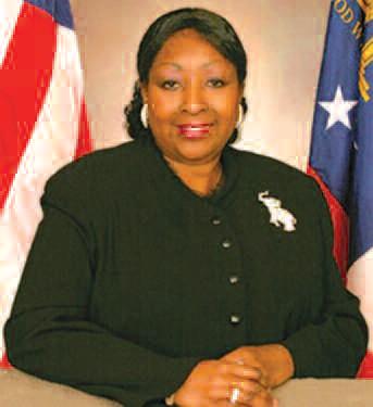 Mayor Elect Edna Jackson