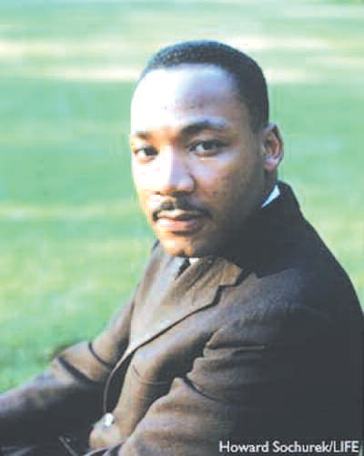 Martin Luther King, Jr. by Howard Sochurek