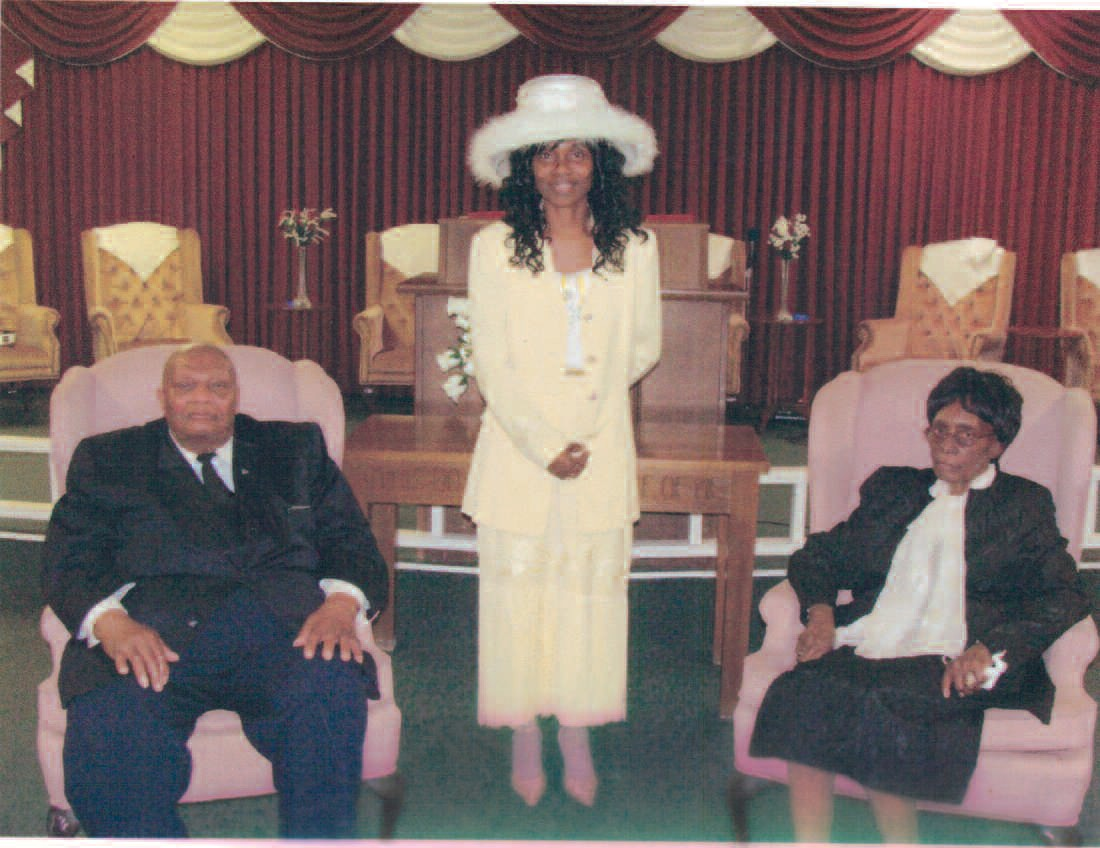 Mr. and Mrs. Fred Lee Williams Sr.